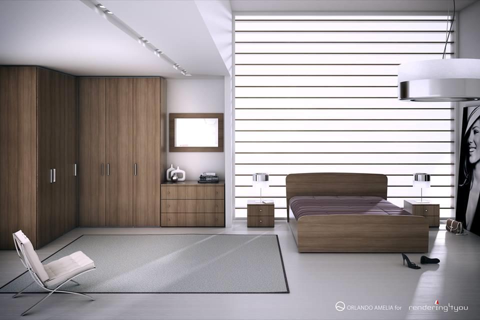 Camere da letto for Tronci arredamenti